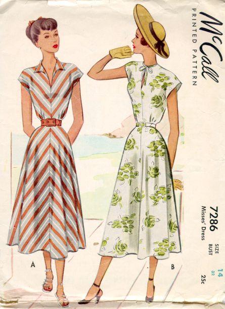 1948 Summer Dresses