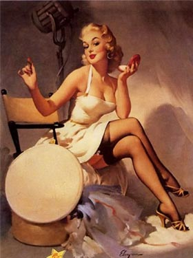 1950s-pin-up-girl