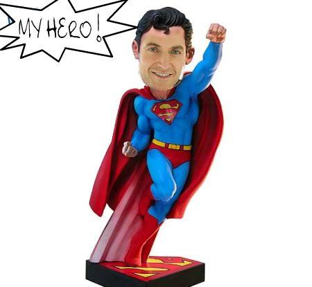 Richard Armitage Superman My Hero