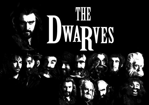 Dwarves black
