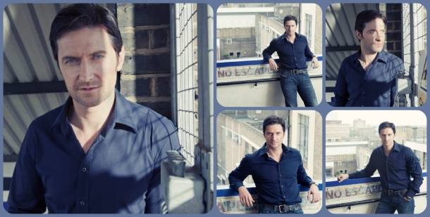 Richard Armitage 2010 Blue