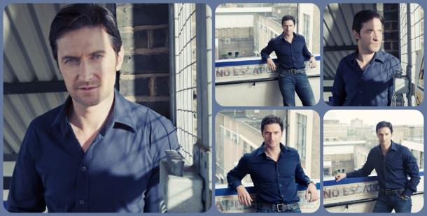 Richard Armitage 2010 Blue