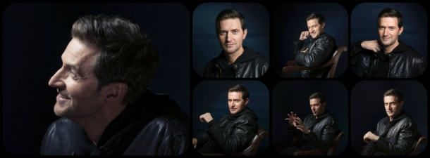 Richard Armitage New York The Hobbit collage
