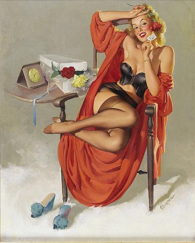 elvgren-ihopehemrsme Valentine's Day