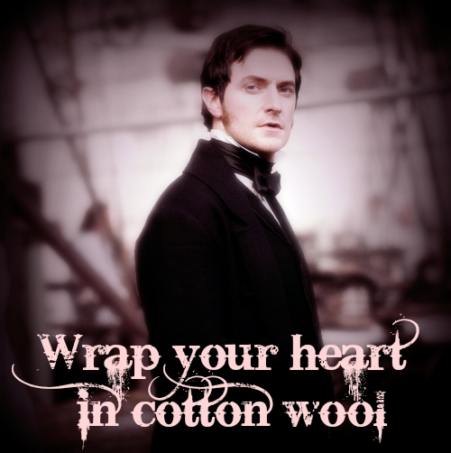 John Thornton Richard Armitage Valntine's Day North and South