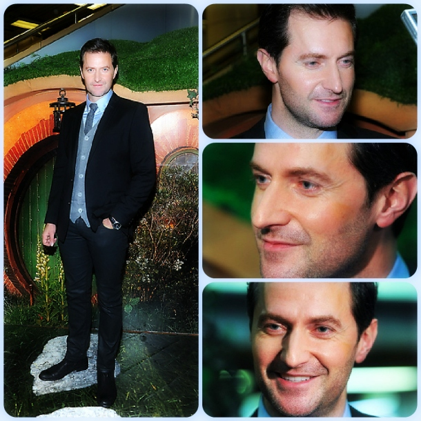Richard Armitage Canada The Hobbit
