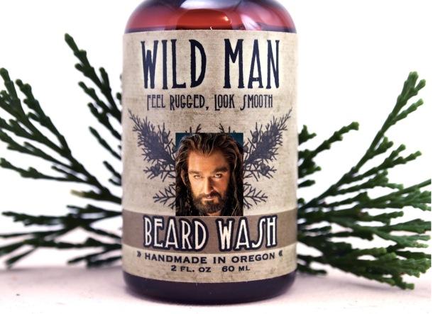 Thorin Beard shampoo