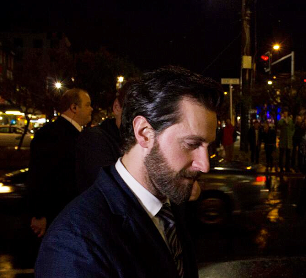 Richard Armitage New Zealand The World's End premier