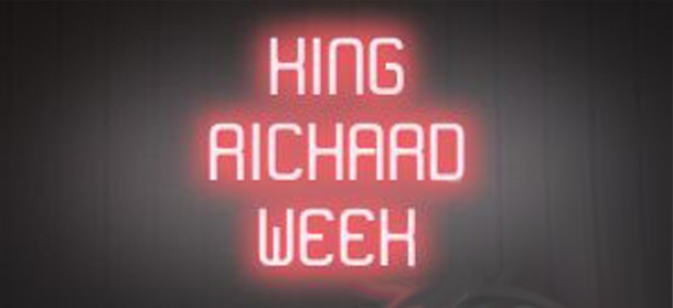 King Richard neon