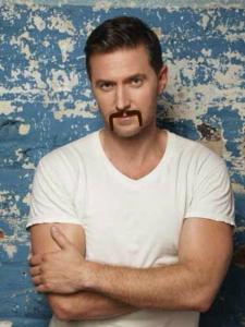 Armitage moustache 1