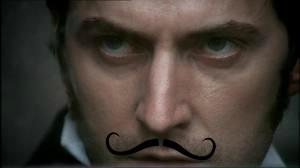 Armitage moustache 10
