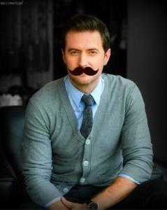 Armitage moustache 2