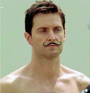 Armitage moustache 4