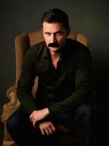 Armitage moustache 6