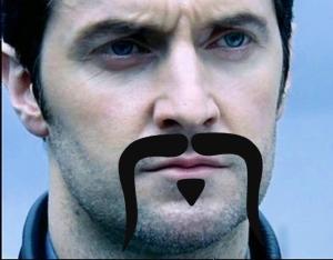 Armitage moustache 9