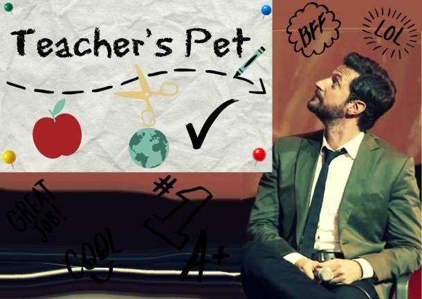 Armitage Teacher's pet 1