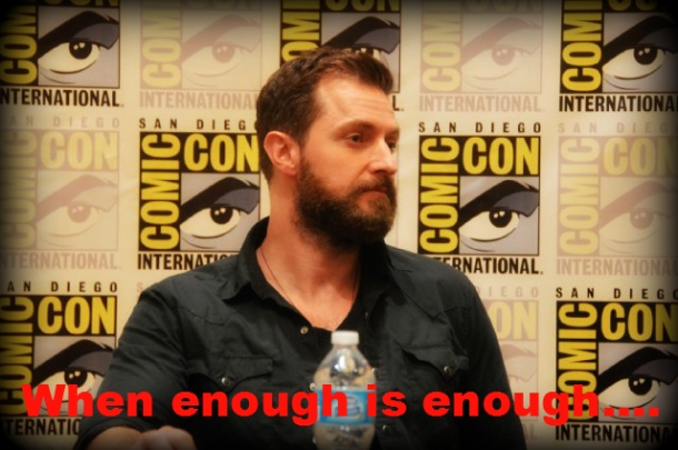 Armitage when enough