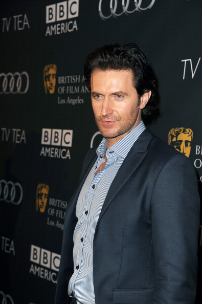 BAFTA LA TV Tea 2013 Presented By BBC America And Audi - Red Carpet