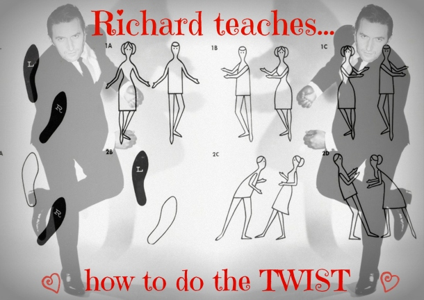 How to do the twist Armitage