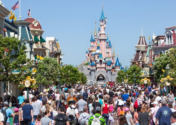 Armitage Disneyland