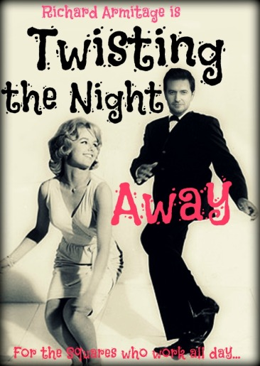 Twisting the Night Away Armitage small