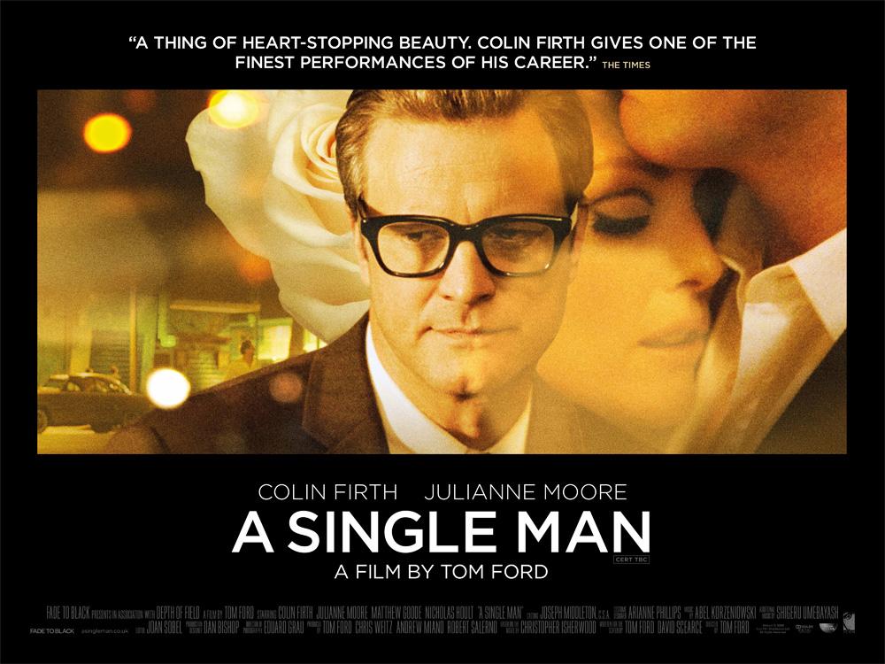a single man novel ending