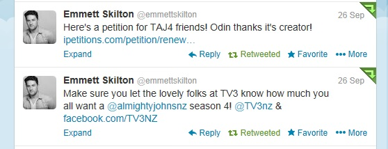 Emmett Skilton TAJ tweets