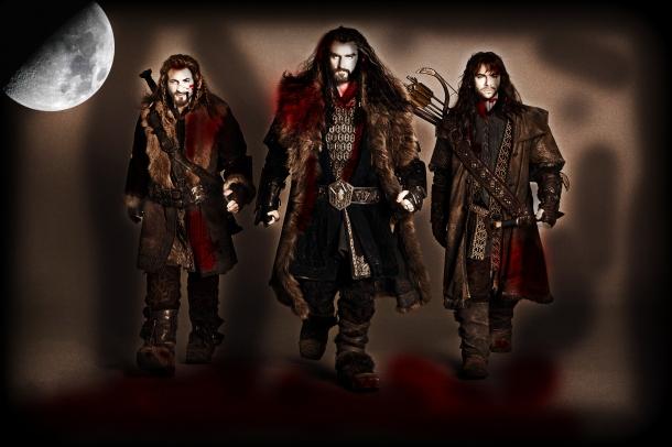 Halloween Thorin Kili Fili