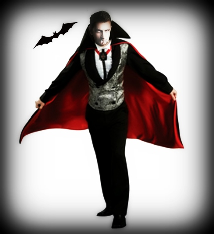 Richard Armitage Halloween dracula