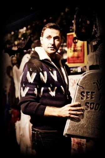 Richard Armitage Halloween See you soon