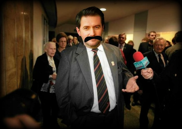 Richard Armitage Lech Wałęsa