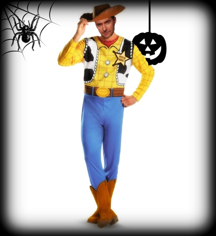 Richard Armitage Toy Story Halloween costume