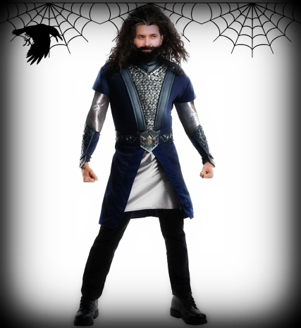 Thorin halloween costume Richard Armitage