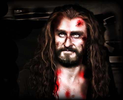 Thorin Halloween zombie
