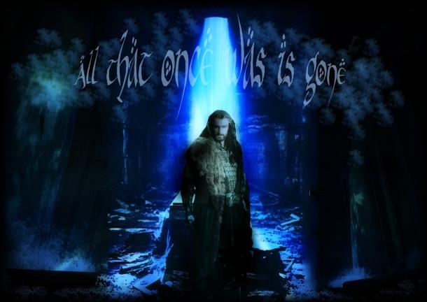 Thorin Moria Halloween 1