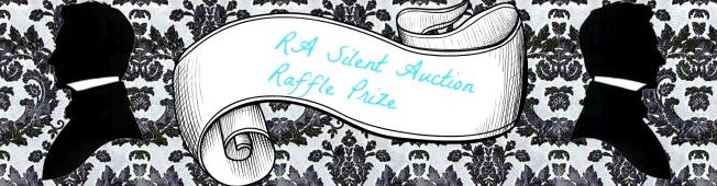 RASA banner raffle prize
