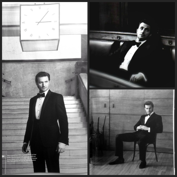 Richard Armitage Esquire