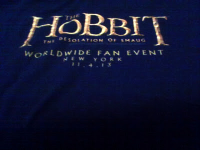 The Hobbit Tshirt 401