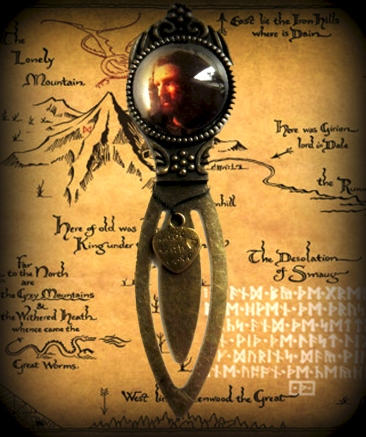 Thorin bookmark 2 raffle