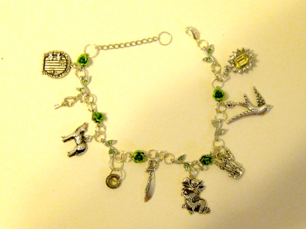 Thorin's Quest Charm Bracelet 103