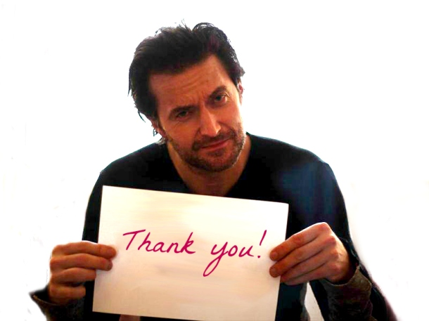 Armitage thank you