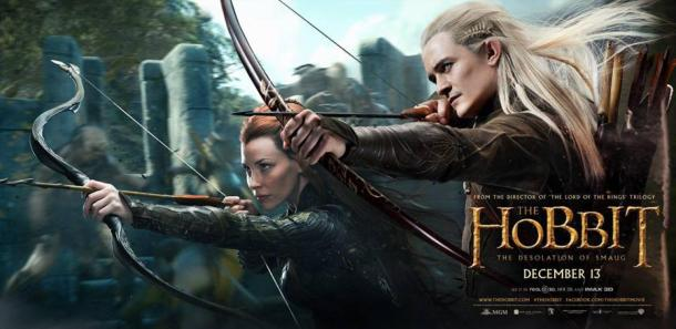 hobbit-desolation-smaug-legolas-tauriel-banner