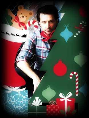 Richard Armitage christmas tree