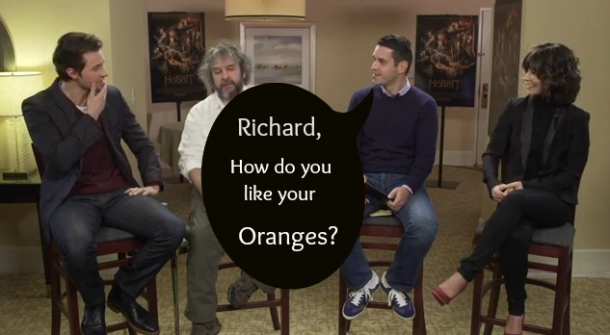 Richard oranges