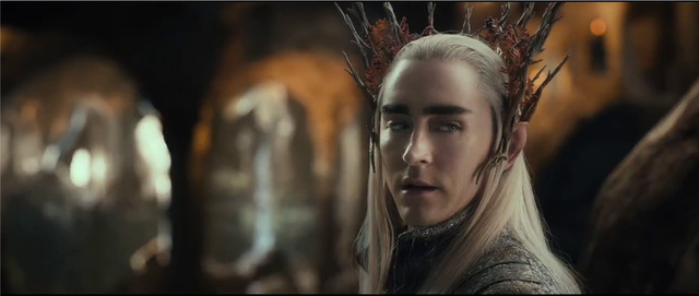 Thorin and Thranduil, The Sassy Kings of Middle Earth (and their