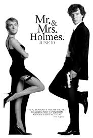 mr and mrs holmes
