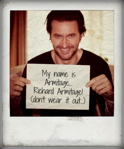Name is Armitage
