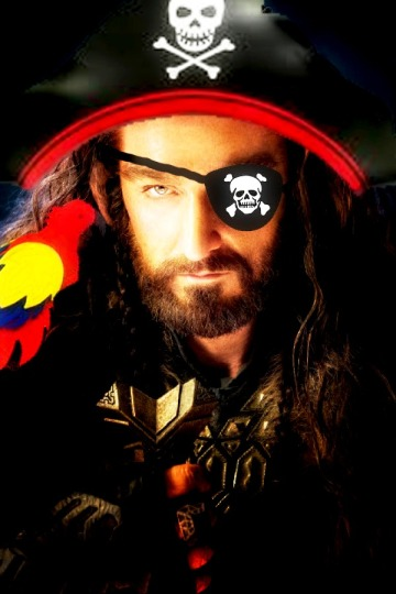 thorin-richard-armitage-pirate1