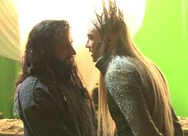 Thorin and Thranduil, The Sassy Kings of Middle Earth (and