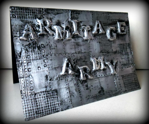 Armitage Army card 2